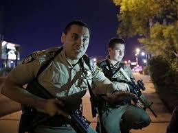 Tournage de Las Vegas: la police recherche le motif de l'homme armé