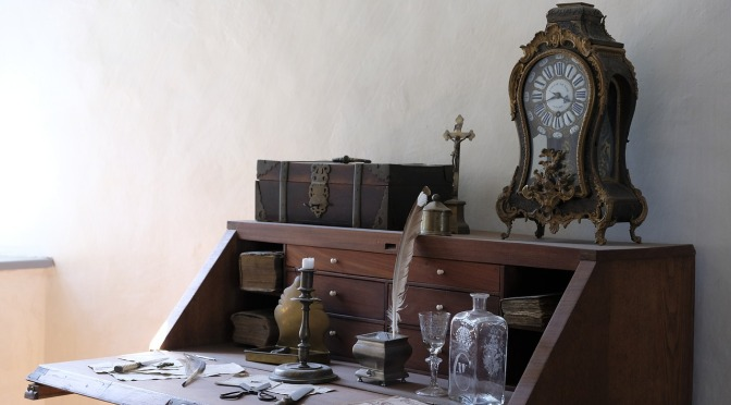 Ghosts:  Haunted Artifacts from Key West!