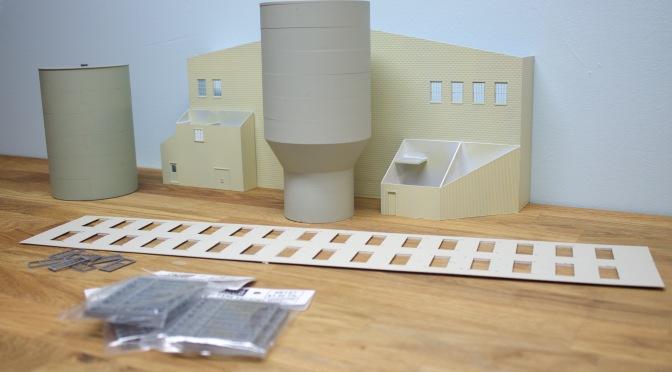 More Scratch Built Structures